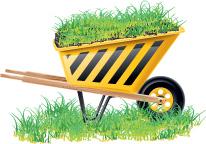 Wheelbarrow-for-garden-desgin