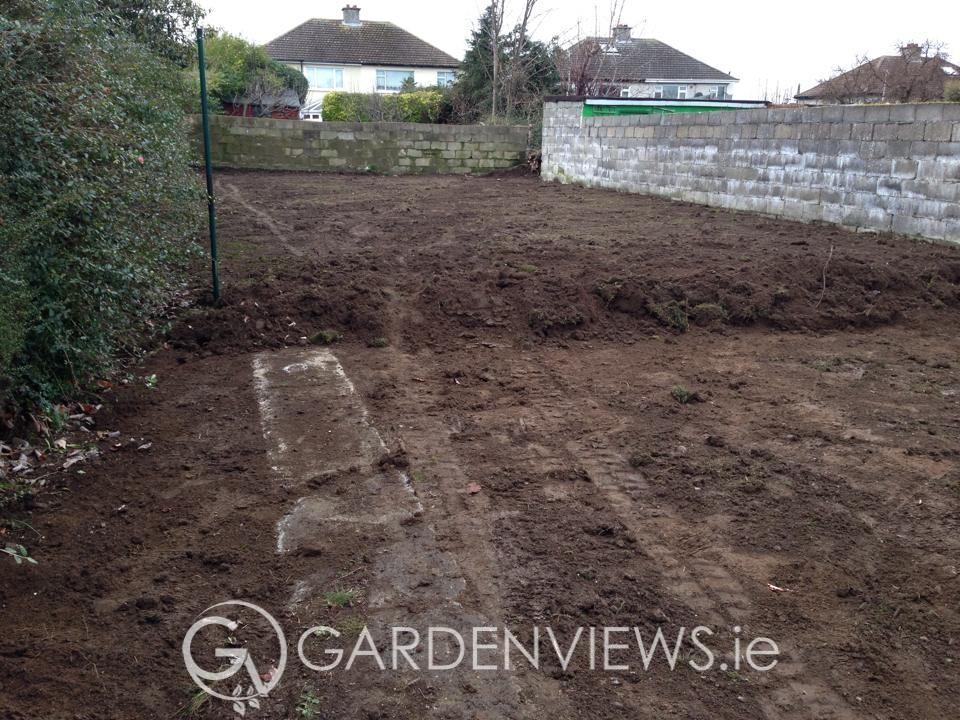 dundrum garden design