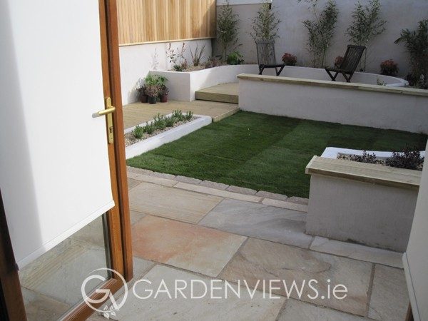 Raheny city garden design for Garden design jobs ireland