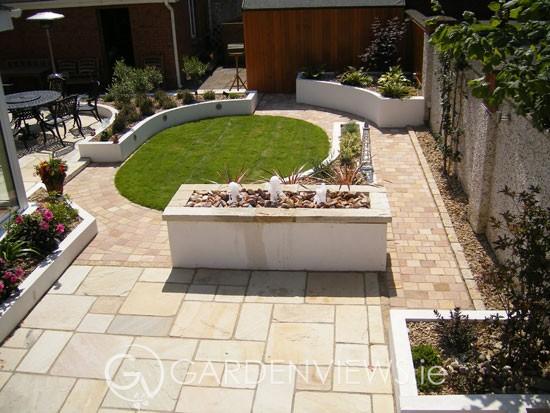 Ratoath garden project for Back garden design ideas ireland