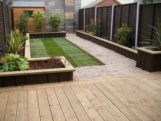 glasnevin decking project