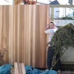 ranelagh garden Fencing