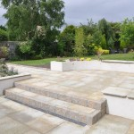 stillorgan garden Patio Area