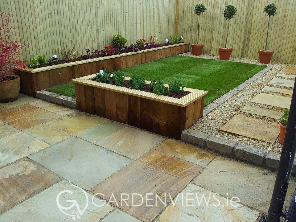Low Budget Garden Designs Garden Designers Dublin Leading