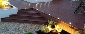 Composite Decking Dublin - Garden Designs